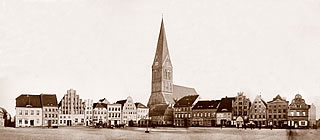 Anklam - town square