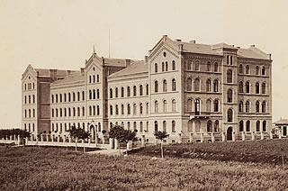 millitary college 1871
